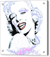 Marilyn Monroe 20130331 Acrylic Print