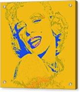 Marilyn Monroe 20130331v2 Acrylic Print
