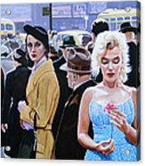 Marilyn Monroe - River Of No Return Acrylic Print