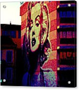 Marilyn Remembered Acrylic Print