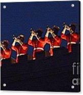 Marine Band At Night Acrylic Print