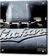 Marine Machine Acrylic Print