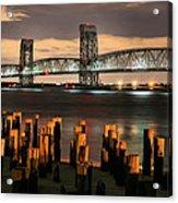 Marine Parkway Bridge Acrylic Print