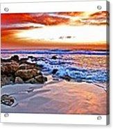 Marineland Sunrise Acrylic Print