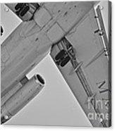 Marines In Flight Acrylic Print