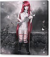 Marionette Acrylic Print