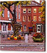 Market Square Harvest - 2005 Acrylic Print