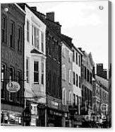 Market Street Acrylic Print