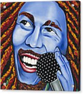 Marley Acrylic Print