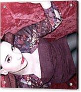 Marooned - Self Portrait Acrylic Print