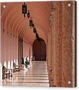 Marple Archway Acrylic Print