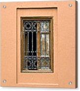 Marrakech Window Acrylic Print