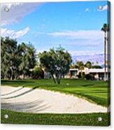 Marrakesh Golf Palm Springs Acrylic Print