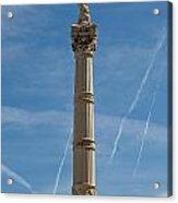 Marseilles Monument Acrylic Print