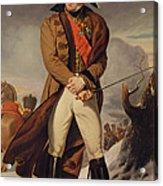Marshal Michel Ney 1769-1815 Duke Of Elchingen Oil On Canvas Acrylic Print