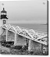 Marshall Point Lighthouse 2937 Acrylic Print