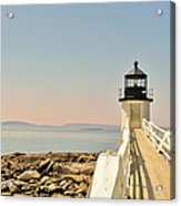 Marshall Point Lighthouse Maine Acrylic Print