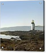 Marshall Point Lighthouse - Panoramic Acrylic Print
