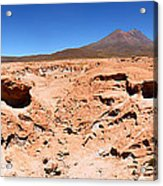Martian Landscapes On Earth Acrylic Print