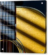 Martin Om-28v Acrylic Print