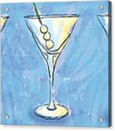 Martini Lunch Acrylic Print