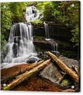 Martins Creek Falls Acrylic Print
