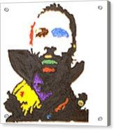 Marvin Gaye Acrylic Print