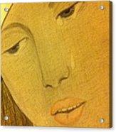 Mary #2 Acrylic Print