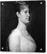 Mary Lee Fitzhugh Custis (1788-1853) Acrylic Print