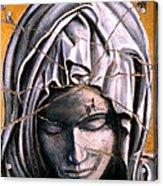Mary Super Petram - Study No. 1 Acrylic Print