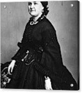 Mary Todd Lincoln (1818-1882) Acrylic Print