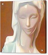 Marydonna Acrylic Print by Shawn Lyte