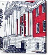 Maryland Acrylic Print
