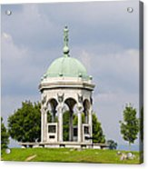Maryland Monument - Antietam National Battlefield Acrylic Print
