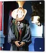 Maryland Renaissance Festival - A Fool Named O - 121210 Acrylic Print by DC Photographer