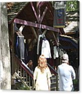 Maryland Renaissance Festival - Merchants - 121264 Acrylic Print by DC Photographer