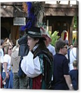 Maryland Renaissance Festival - People - 1212108 Acrylic Print