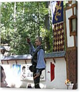 Maryland Renaissance Festival - Puke N Snot - 12122 Acrylic Print by DC Photographer