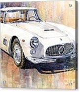 Maserati 3500gt Coupe Acrylic Print