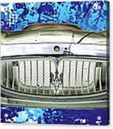 Maserati Granturismo I I I Acrylic Print