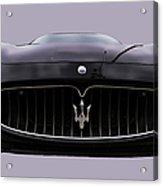 Maserati Granturismo I Acrylic Print