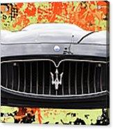 Maserati Granturismo I V Acrylic Print