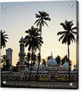 Masjid Jamek - Kuala Lumpur Acrylic Print