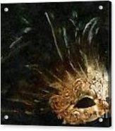 Mask Of Evening Acrylic Print
