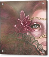 Masked IIi Acrylic Print
