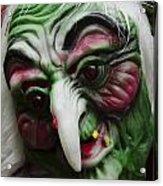 Masks Fright Night 5 Acrylic Print