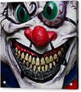 Masks Fright Night 6 Acrylic Print