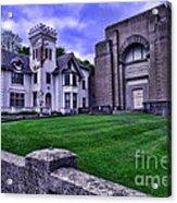 Masonic Lodge Acrylic Print