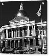 Massachusetts State House Acrylic Print