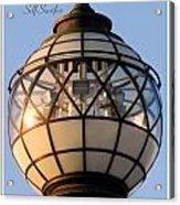 Massachusetts Veterans War Memorial Tower Acrylic Print